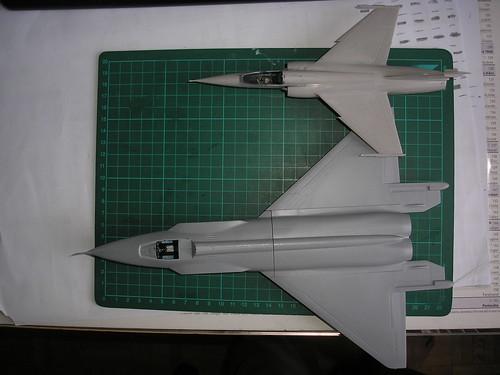 MiG 1.44 MFI [Revell 1/72 - MAJ au 19/08/12] Voilaaaaaaa c'est fini ! - Page 2 5711583916_08c2738838