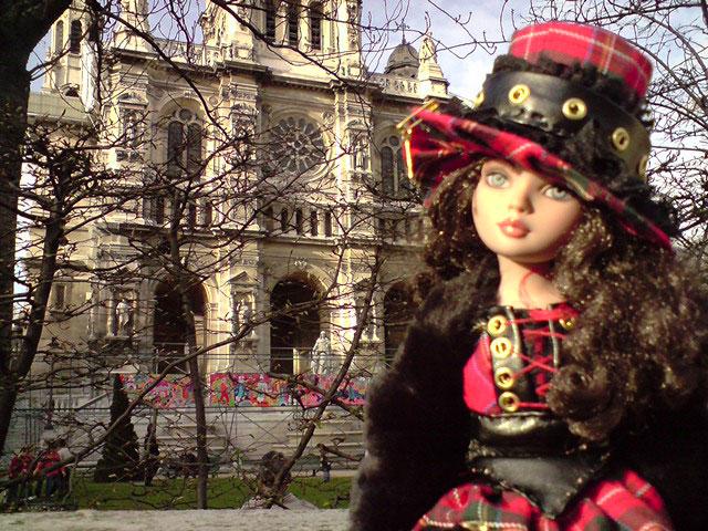 Sarah joue les touristes en solo à Paris 2303024648_8aaac076b1_o