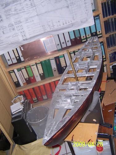 Building my Sailboat Carina from scratch 3782837128_a279e3f785
