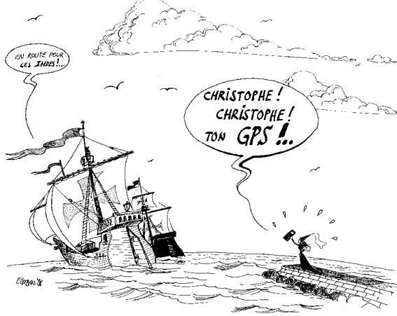 GALILEO / CHRISTOPHE COLOMB