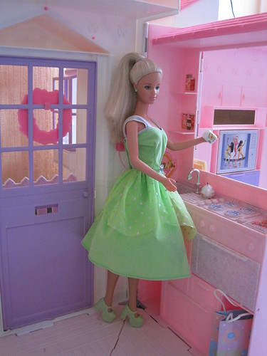 IRENgorgeous: Magic Kingdom filled with Barbie dolls 3765343829_263a031c93