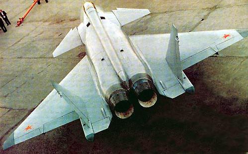 MiG 1.44 MFI [Revell 1/72 - MAJ au 19/08/12] Voilaaaaaaa c'est fini ! 3780902151_bc6a3a8edf