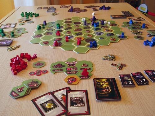 WARCRAFT The Board Game (JUEGO DE TABLERO) 3915933447_59f4bc8c16