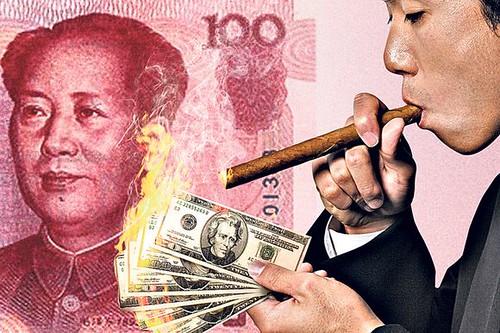 L'hégémonie du dollar contestée par la Chine 5771236718_69967e9cef