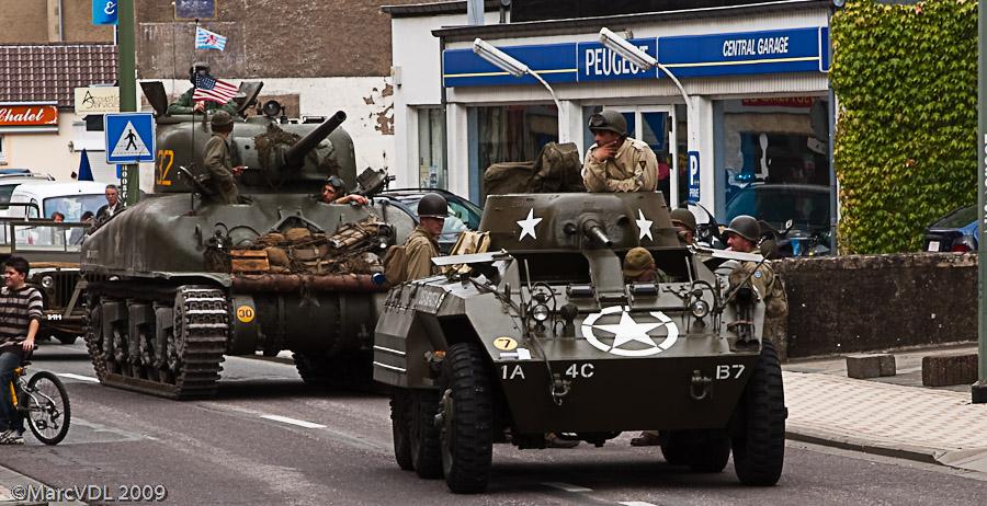 Sortie du 12 et 13 Septembre 2009 : Reconstitution de l'arrivée des troupes américaines: les photos 3916151980_ff5a3c754d_o
