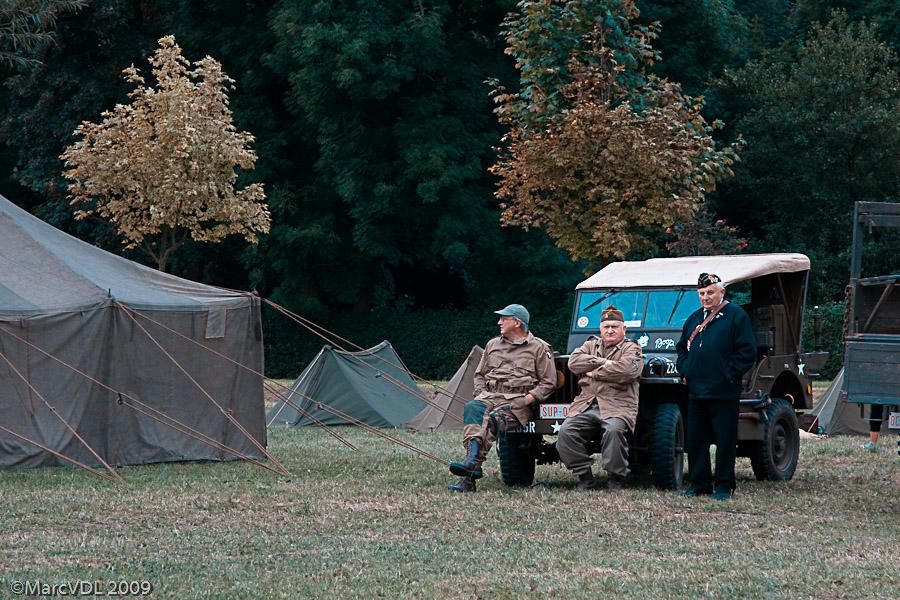 Sortie du 12 et 13 Septembre 2009 : Reconstitution de l'arrivée des troupes américaines: les photos 3916152468_26fff06132_o