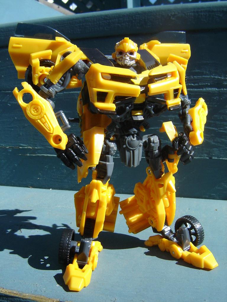 Collection d'Ironhide - Hot Shot's Finest Bots 5759707902_b2bc14cc9e_b