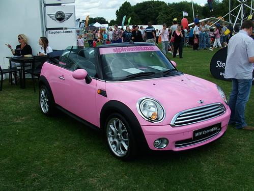 mini cooper pink 3733770598_f166682902