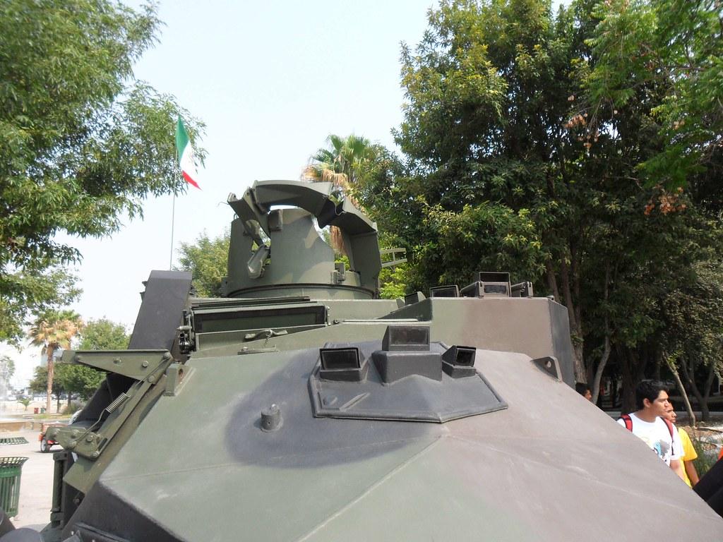 Exhibicion itinerante del Ejercito y Fuerza Aerea; La Gran Fuerza de México PROXIMA SEDE: JALISCO - Página 6 5841003449_65ea036fe0_b
