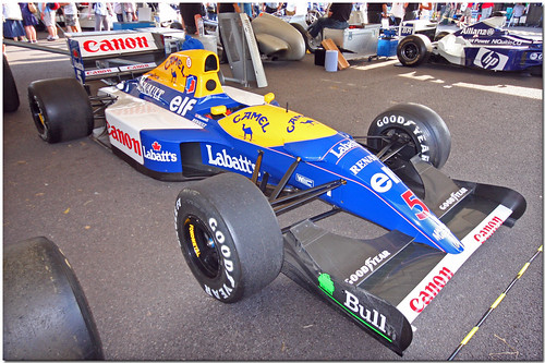 Williams Renault 1992 3706030631_e88e3dc8ed