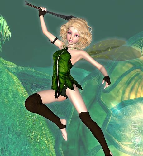 [logiciel 3D] Daz Studio Dolls 4095952338_d6fcccc85d