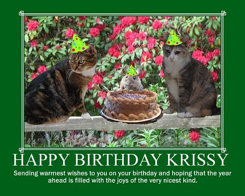 Happy Birthday Krissy! 4084709605_b054b9b8e5