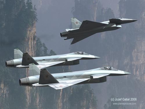 MiG 1.44 MFI [Revell 1/72 - MAJ au 19/08/12] Voilaaaaaaa c'est fini ! 3780894781_011cfea8bd