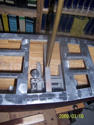 Building my Sailboat Carina from scratch 3782822562_425d7d312d