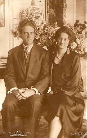 King Leopold III (1901-1983), Queen Astrid (1905-1935) and Princess Lilian (1916-2002) 3801152344_3884cc4ef6