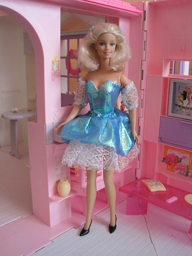 IRENgorgeous: Magic Kingdom filled with Barbie dolls 3765345873_f027b1916f