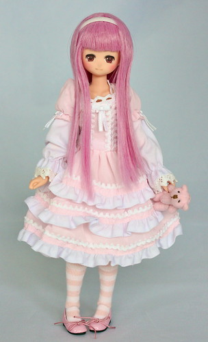 [Azone Pure Neemo] LaLa - Lapin rose (new) + Sweet Lolita 4409927214_5bde4e2dd6