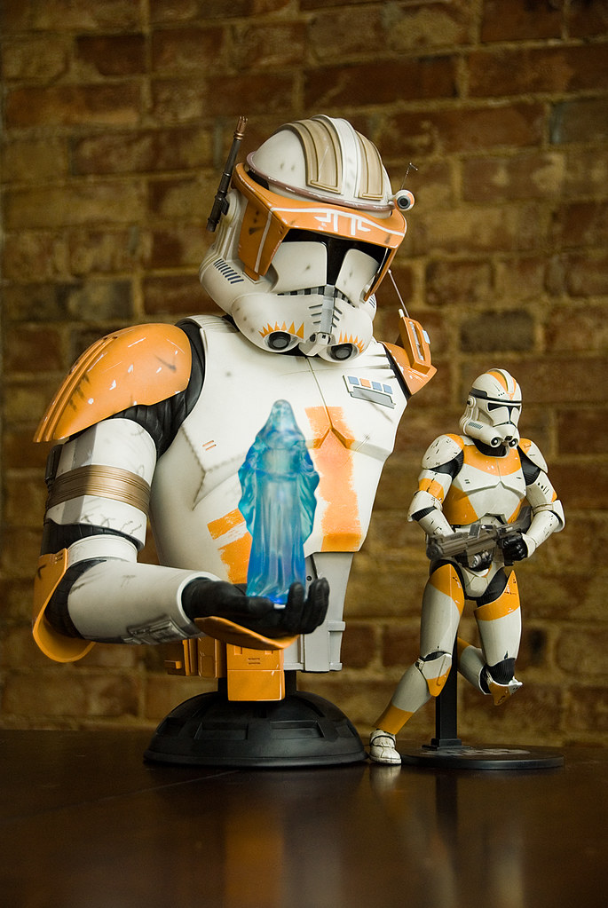 Commander Cody Legendary Scale Bust 1:2 - Page 2 4234042948_3087a2b124_b