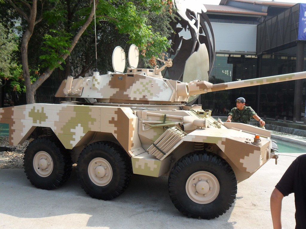Exhibicion itinerante del Ejercito y Fuerza Aerea; La Gran Fuerza de México PROXIMA SEDE: JALISCO - Página 6 5841560152_38c56c94e8_b