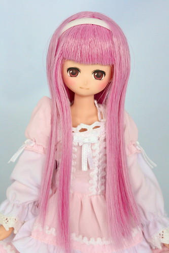 [Azone Pure Neemo] LaLa - Lapin rose (new) + Sweet Lolita 4409927908_a26d125f48
