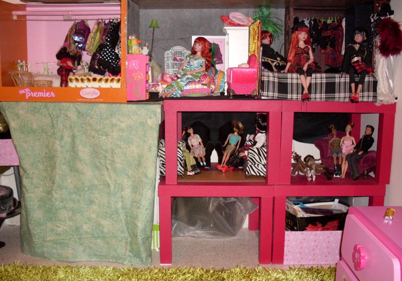 Ma Dollroom Rose OU la maison temporaire de mes Ellowynes 4458243922_db9780d1cf_o
