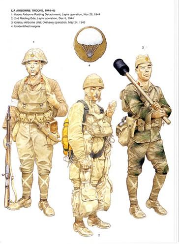 Uniformes et équipement de l'Armée impériale japonaise 1930- 4118576888_09ce97b742