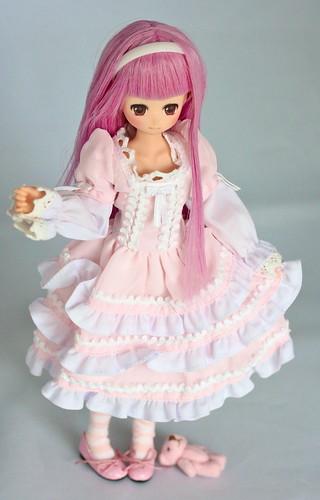 [Azone Pure Neemo] LaLa - Lapin rose (new) + Sweet Lolita 4409928228_6fb64f95ea