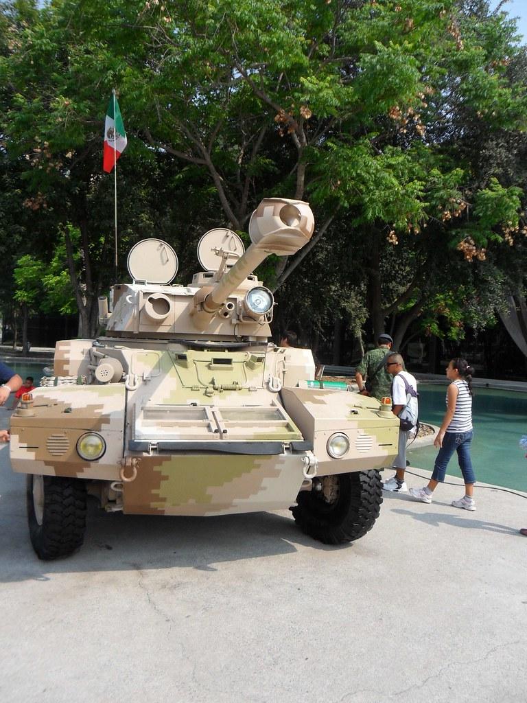 Exhibicion itinerante del Ejercito y Fuerza Aerea; La Gran Fuerza de México PROXIMA SEDE: JALISCO - Página 6 5841586534_98a9e95c11_b