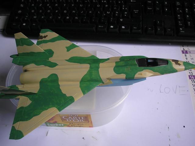 MiG 1.44 MFI [Revell 1/72 - MAJ au 19/08/12] Voilaaaaaaa c'est fini ! - Page 3 5805637909_af2b37ab9f_z