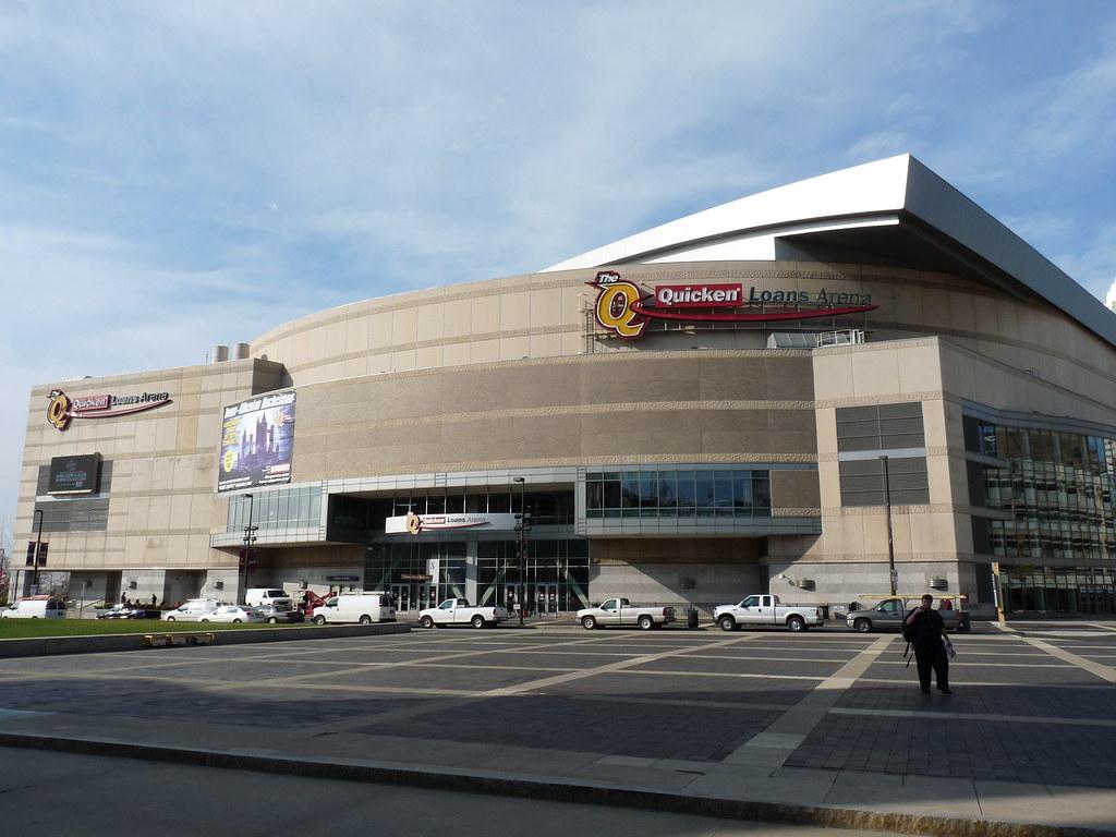 19 Mars 2017 - Quicken Loans Arena, Cleveland, OH, USA  4125415641_278ddd263f_b