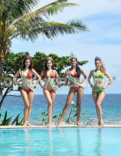 Official thread of Miss EARTH 2009 * Larissa Ramos (Brazil) 4132375455_066908a177