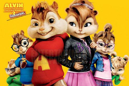 [Movie] Alvin and the Chipmunks: The Squeakquel (2009) 4414191524_7c2c62c6ff_o