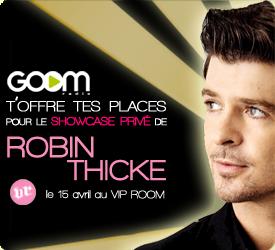 Gagne des invitations pour le showcase privé de Robin Thicke 4484115856_bccd206ef2_o