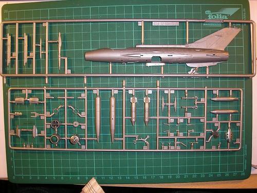 [Concours pinceaux] Mig 21 F-13 Fishbed C [Revell 1/72] 4538394909_31e1d0883e