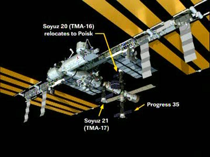 [ISS] Exp 22 : Transfert de SOYOUZ TMA 16 4292261755_da128e5dc9_o