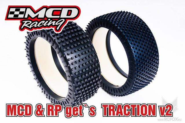 Nouveaux pneus MCD
