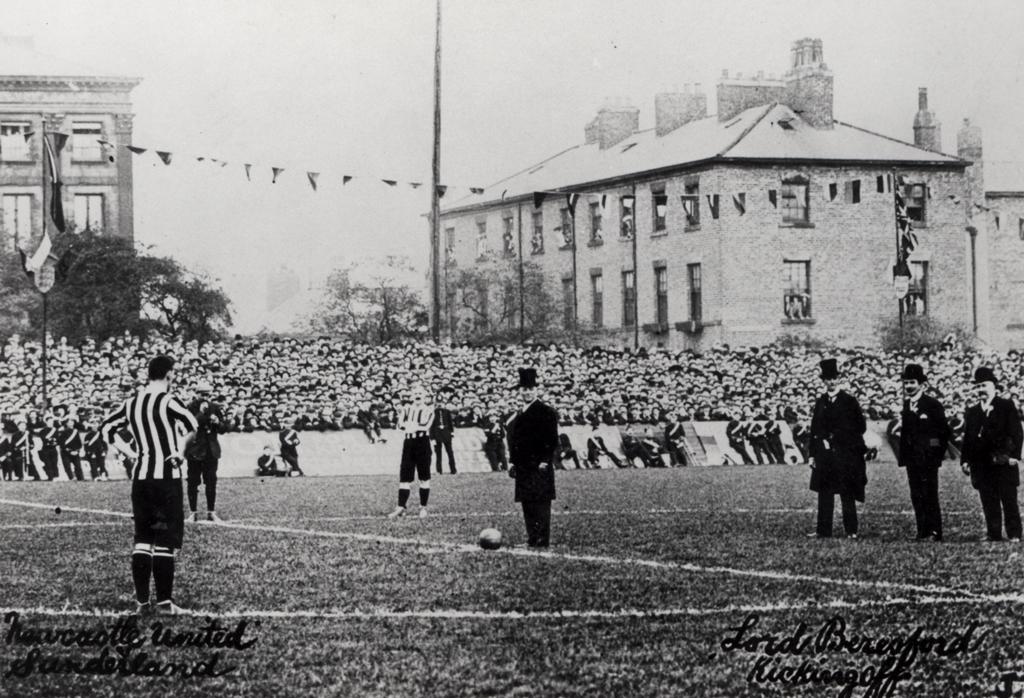 Vintage Newcastle - legendarne utakmice 4081658090_64e573c062_o