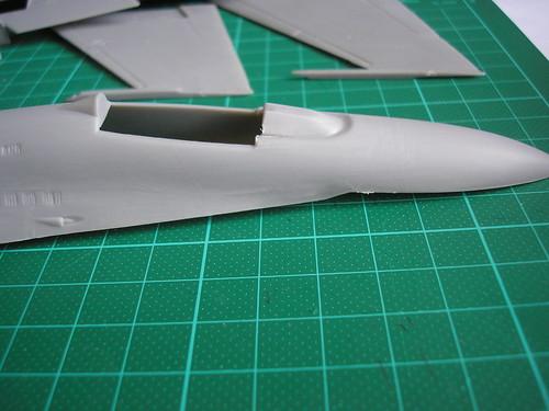 Pas-à-pas : Sukhoi 27 Flanker [CC:Lee 1/72 ] 4511997785_270c2b671f