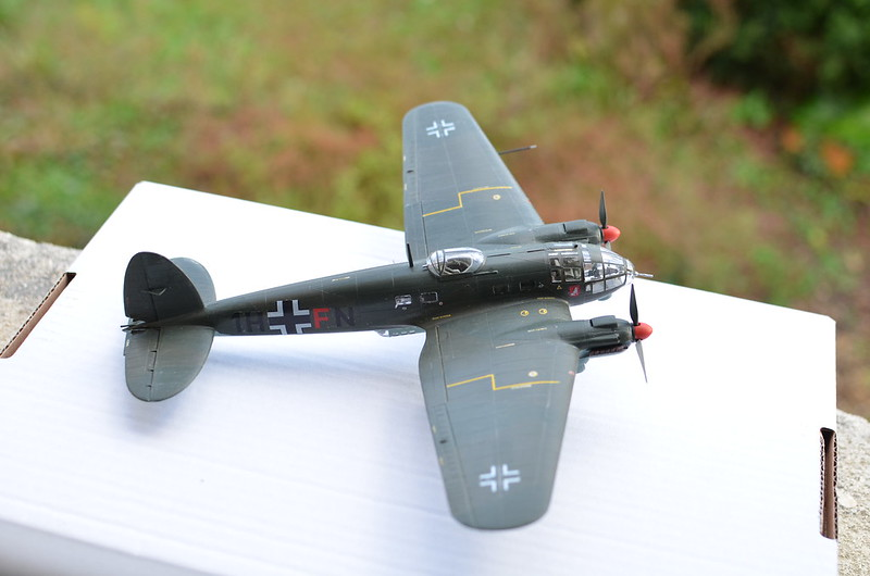 Heinkel He 111 H-6  12566745825_fd48bd95f5_c