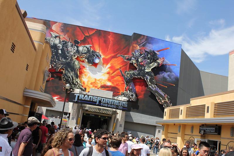 "Transformers Cyber Missions: WebÉpisodes d'Hasbro | ""Transformers The Ride"": du parc d'attaction ""Universal Studios"" - Page 10 9425045637_db1d6d6f3a_c"
