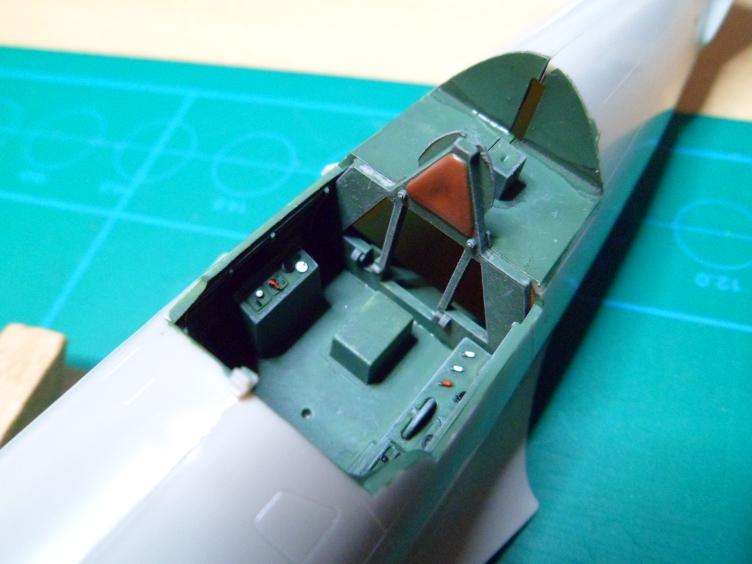 Pas-à-pas : Mitsubishi J2M3 modele 21 Raiden Jack [Tamiya 1/48] 11696605646_98d708eb41_o