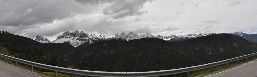 Some Alpine Panorama's - Alps 2013 8991117093_0531bd3515_b