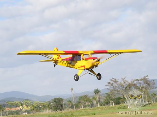 Repaginação de um Piper J-3 para um Neiva P56 C Paulistinha  9543998165_fa951a3ddc
