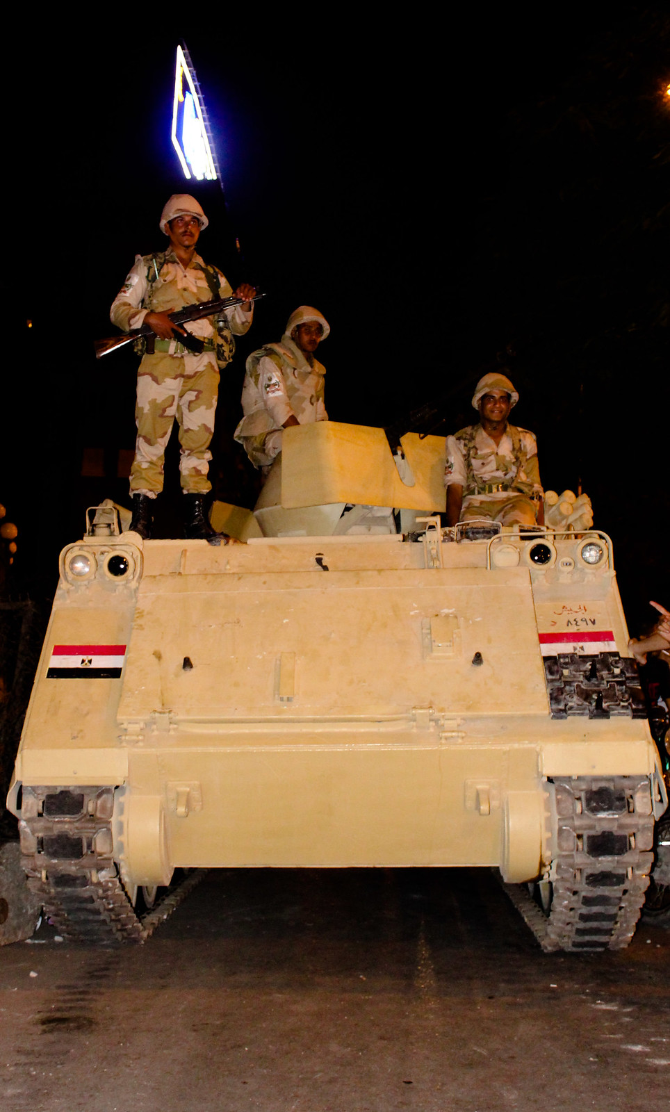 Armée Egyptienne/Egyptian Armed Forces - Page 4 9224321590_d6d7f0308c_h