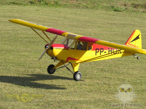 Repaginação de um Piper J-3 para um Neiva P56 C Paulistinha  9543987115_23dbc20b24