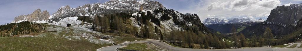 Some Alpine Panorama's - Alps 2013 8991082773_561e80112b_b