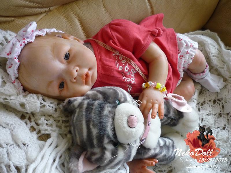 Nurserie Neko doll  9049545752_e42b504fcd_c
