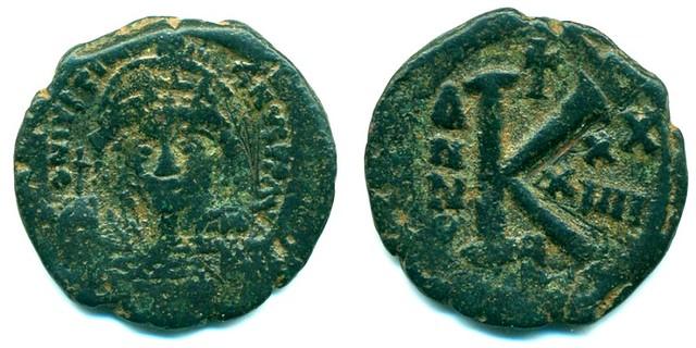 Byzantine Coins 2014 12433268864_2aa3b14d0c_z