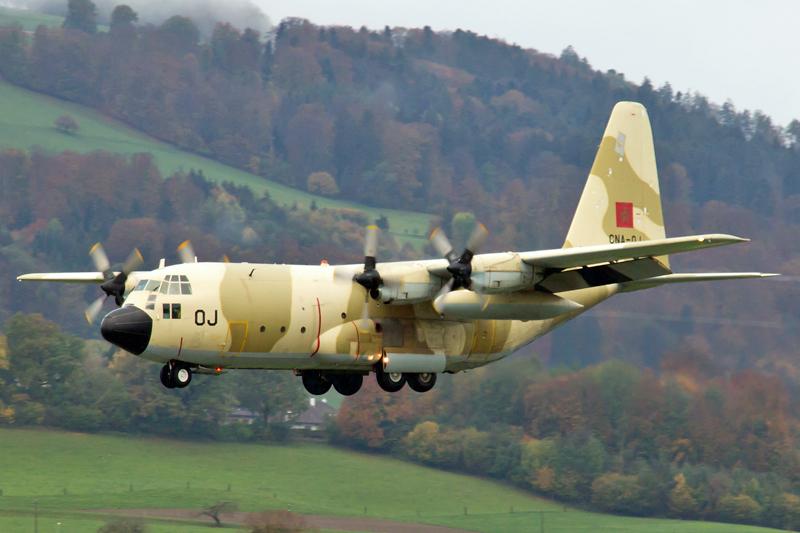 طائرات النقل العاملة بالقوات المسلحة المغربية 10558255965_747dccf82d_o