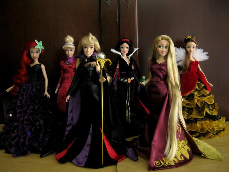 Disney Villains Designer Collection (depuis 2012) - Page 39 11004101213_52a3aa632b_c